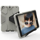 Heavy Duty Shockproof Protective Hard KickStand Case Cover For Apple iPad 2 3 4