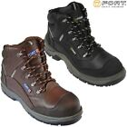 FORT KNOX SAFETY FOOTWEAR STEEL TOE CAP BOOTS MENS 6 - 13 MENS WORKWEAR BOOT