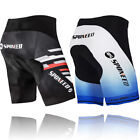 Men's Bike Bicycle Shorts Gel Padded Cycling Short Pants Summer Biking Clothing