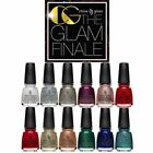 China Glaze Lacquer THE GLAM FINALE 2017 - Pick Any