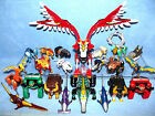 POWER RANGERS WILD FORCE DX MEGAZORD ZORDS PICK ONE ISIS GAO KONGAZORD PREDAZORD