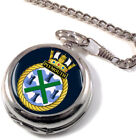 HMS Plymouth Full Hunter Pocket Watch