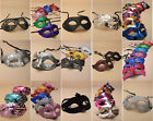 Wholesale Masquerade Masks Job Lot Party Glitter Face Eye Masks Bulk Buy
