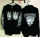 Soilent Green -Razor girl Zipper Hoodies