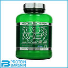 Scitec Nutrition 100% Whey Isolate 2kg Zero Carbs, Fat and Sugar BEST PRICE