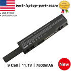 9-Cell Battery for Dell Studio 1535 1536 1537 1555 1558 Power Supply Lot