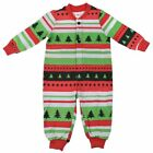 Family Matching Christmas Pajamas Set Adult Women Baby Kids Sleepwear Nightwear