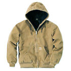 Men Sandstone Canvas Quilted Thermal Lined Duck Coat Winter Duck Work Jacket  <br/> Standard US Men Size! Fits True to Size 6 Colors S-3XL