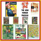 New York Puzzle Company   The New Yorker   Magazine Covers Made Immortal