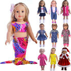 18inch Doll Clothes Accessories For American Girls/Our Generation/My Life Doll