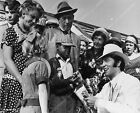 1145-011 Elvis Presley works the crowd film The Trouble with Girls 1145-11