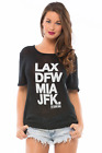 Laundry Room American Jetsetter Sweater NWT