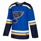 19 Jay Bouwmeester Jersey St Louis Blues Home Adidas Authentic