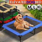 Pet Supplies - Portable Elevated Dog Cot Pet Bed Hammock Sleep Camping Indoor / Outdoor