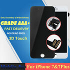For iPhone7 7 Plus A1660 A1661 LCD 3D Touch Screen Digitizer Replacement USA