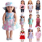 18inch Doll Clothes Accessories For American Girls/Our Generation My Life Doll