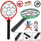 electric bug zapper tennis racket - Mosquito Swatter Killer Electric Insect Fly Bug Zapper Wasp Bat Tennis Racket