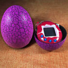 Connection Virtual Cyber Electronic Pet Toy wit 7 Colours Dinosaur Egg Kid Gift