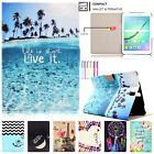 """Cute Smart Magnetic Leather Wallet Smart Stand Case Cover For iPad 9.7"""" 2017/Air"""