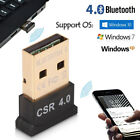 bluetooth usb 2.0 micro adapter dongle - USB 2.0 Bluetooth 4.0 CSR 4.0 Dongle Adapter for PC LAPTOP WIN XP VISTA 7 8 10