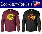 Cleveland Cavaliers Basketball Long Sleeve Shirt on eBay