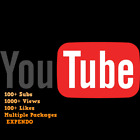 1000+ YouTube-Subscribers //1000-Views // 100-Likes // 1+ Year Warranty