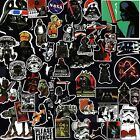 Star Wars Stickers 50+ Designs! Car Laptop Skateboard Waterproof Wall Vinyl $1.99 AUD