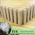 LOT EVA Foam Floor Interlocking Mat Show Tiles Play Gym Light Wood Color Sale US