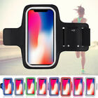 For iPhone X / 8 / Plus Sport Running Armband Jogging Gym Arm Band Pouch Holder