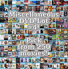 Miscellaneou s DVD Lot #4: Pick Items to Bundle and Save!