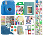 Kyпить Fuji Instax Mini 9 Fujifilm Instant Camera All Colors + 10 Film Deluxe Bundle на еВаy.соm