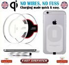 Qi Wireless Charger Charging Pad / Receiver For iPhone 7 7+ 6S+ 6 SE 5S 5C 5 iOS