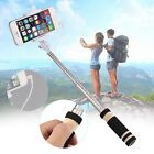 Foldable Mini Handheld Extendable Selfie Stick For Huawei Mate 10 Pro Honor Nova