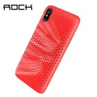 ROCK Thin Shockproof Heat Dissipation Phone Case Cover for Apple iPhone X 10