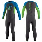 O'Neill Children's wetsuit Full Graphite Blue  2, 3 , 4 or 6 years BNWT