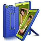 Shockproof Hybrid Stand Protective Case Cover For Amazon Fire HD 8 7th Gen 2017