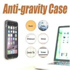 New Anti Importance Magical Nano Suction Selfie Cover Case iPhone 7 8 Plus X Holder