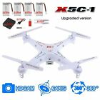 X5C-1 2.4Ghz Mini RC Quadcopter Headless Mode Drone w/ Camera +BATTERY+charger V