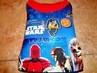 NIP Star Wars Boys Last Jedi PJ's Pajamas Elite Executioner L  XL 10/12  14/16 $9.99 USD