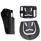 Holster Belt Paddle Tactical Airsoft Hunting Paddle Gun Holster fits Colt 1911