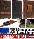 #  BULL'S HEAD GENUINE LEATHER BELT POUCH CASE & CARD POCKET COVER FOR MOBILES