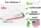 10 pack Wholesale Lot Silicon Clear Gel Soft TPU Case for iPhone 6/ 7/7 plus