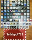Nintendo 3DS ,2DS ,DSI,And DS game lot **Pick and choose** (Mario ,Pokemon)