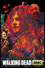 THE WALKING DEAD BLACKLIGHT Art Silk Poster 12x18 24x36 24x43