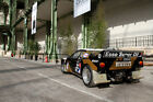 Poster of Lancia 037 HD Rally Racing Car Print