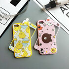 Korea Bear Brown Bunny Cony Phone Case Cover Screen Protector For iphone