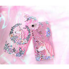 Cute 3D Unicorn Quicksand Liquid Glitter Soft Gel Case Cover for iPhone 6/6S/7P