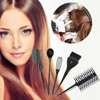 Hair Dye Tool Kit Tint Color Mixing Bowl Comb Brush Coloring Salon Dyeing Set
