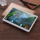10.1'' Google Tablet PC Android 6.0 Octa Core 4+64GB 10 Inch HD WIFI 3G Phablet