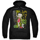 Betty Boop Luau Lady Pullover Hoodies for Men or Kids $23.67 USD